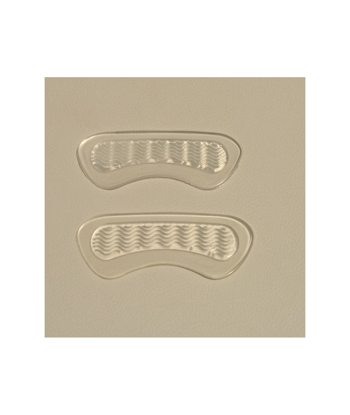 Heel Insoles - Ribbed