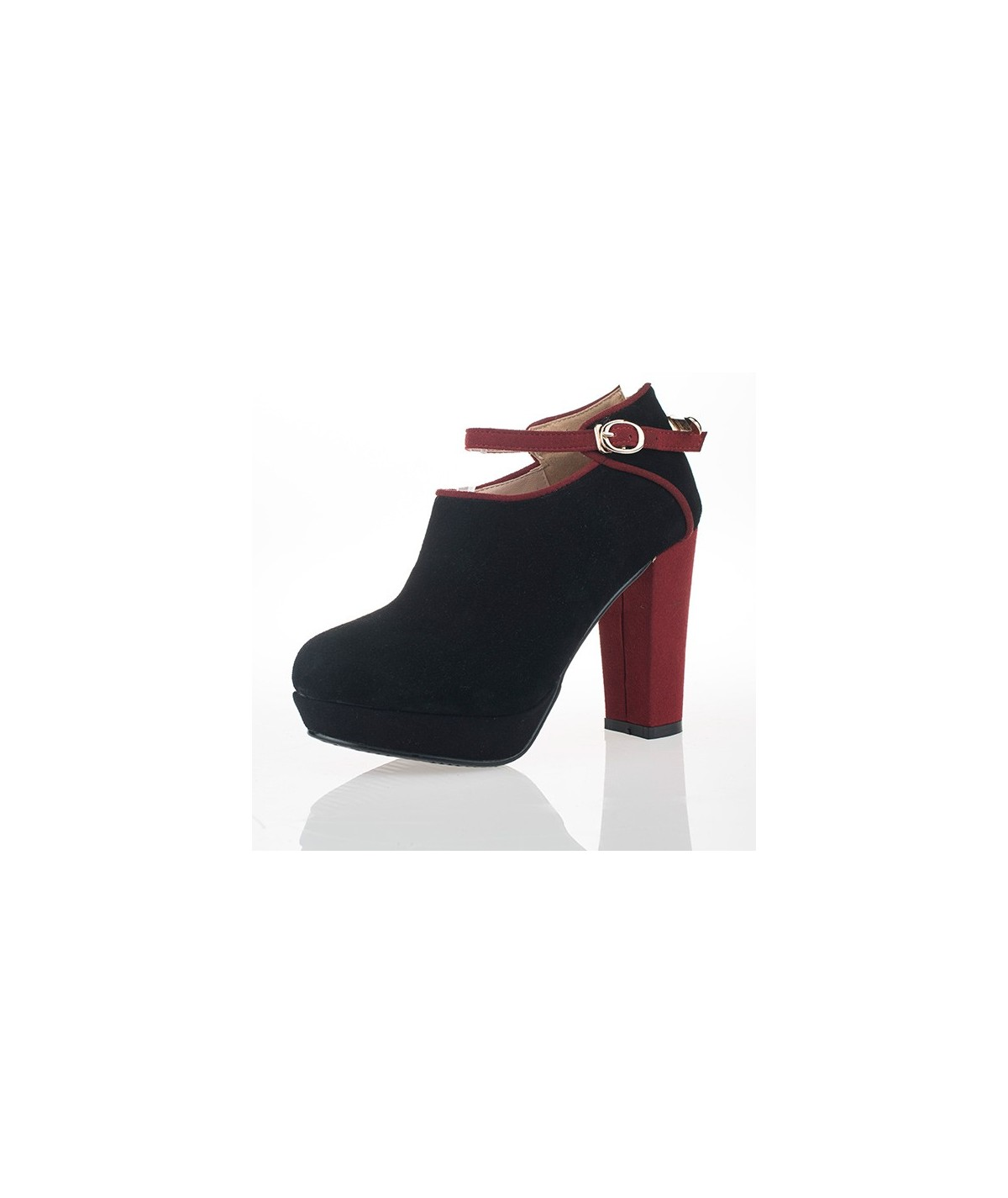 Block Heels for Petites, Small Size - Michela