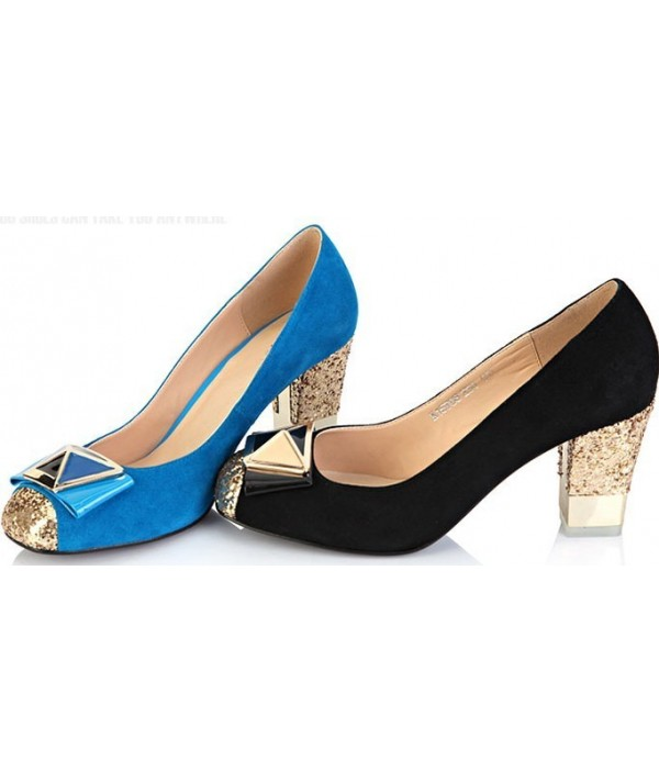 Layla Color Black Size 34, 220cm pumps