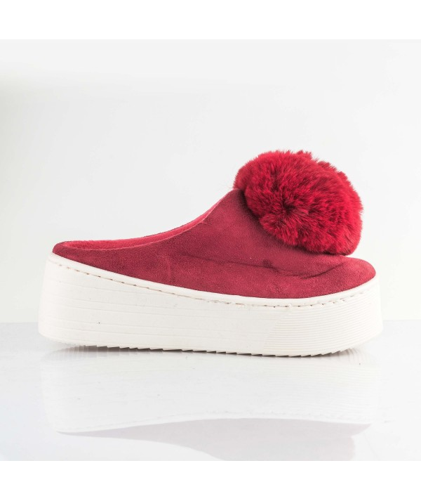 Lux Pom (Maroon)