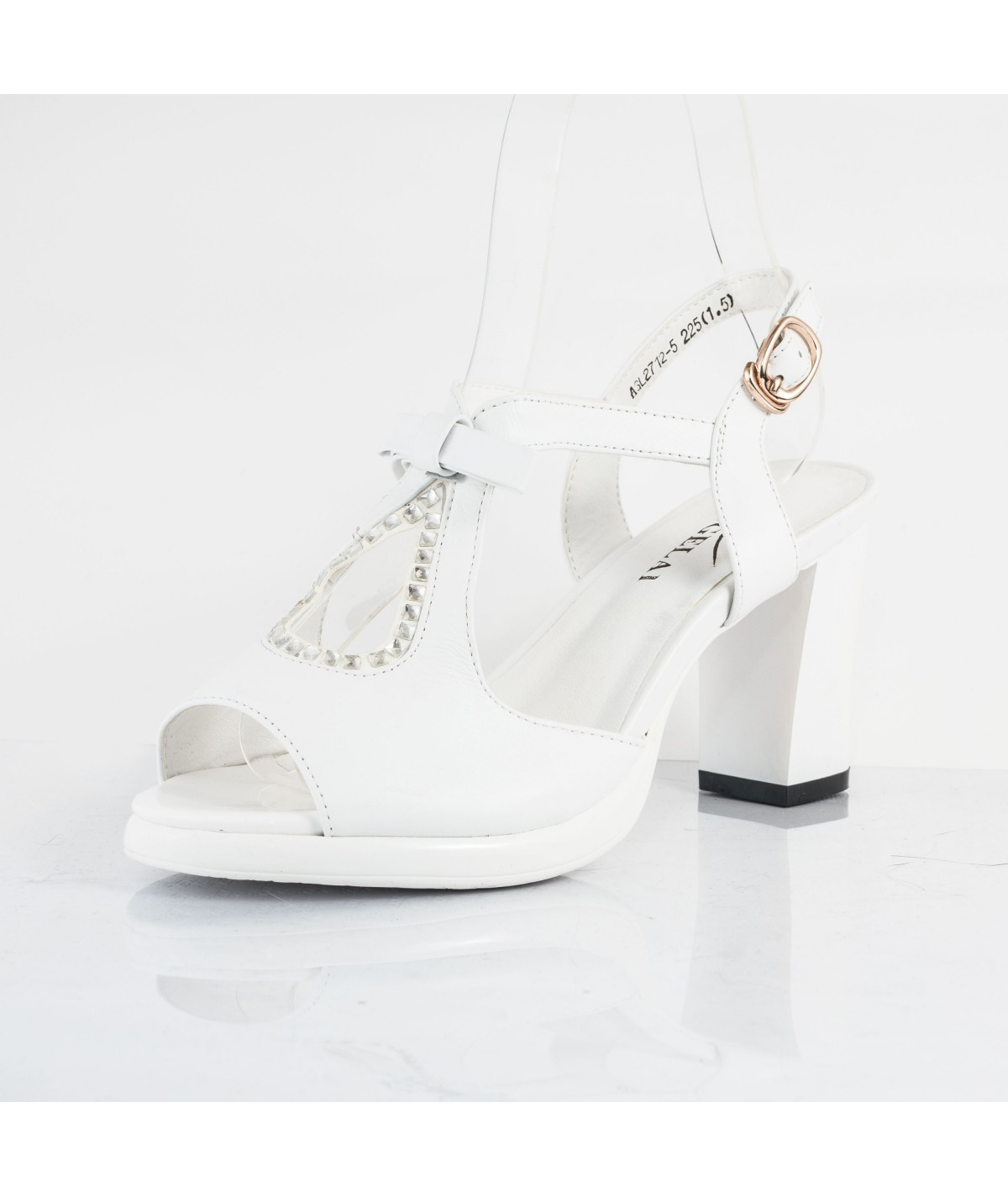 petitepeds Wedges Joyce (White)