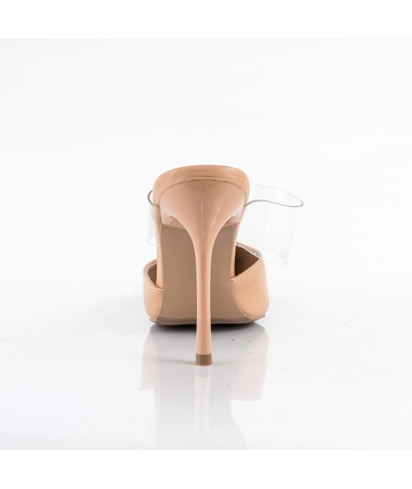 Janine (Nude) Material Leather Size 34, 220cm