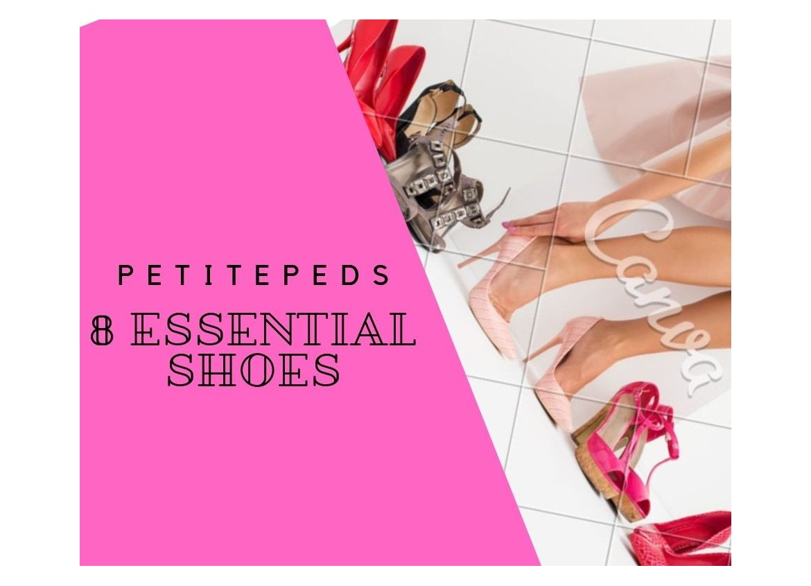 8 Essential Shoe Styles Every Woman Should Have