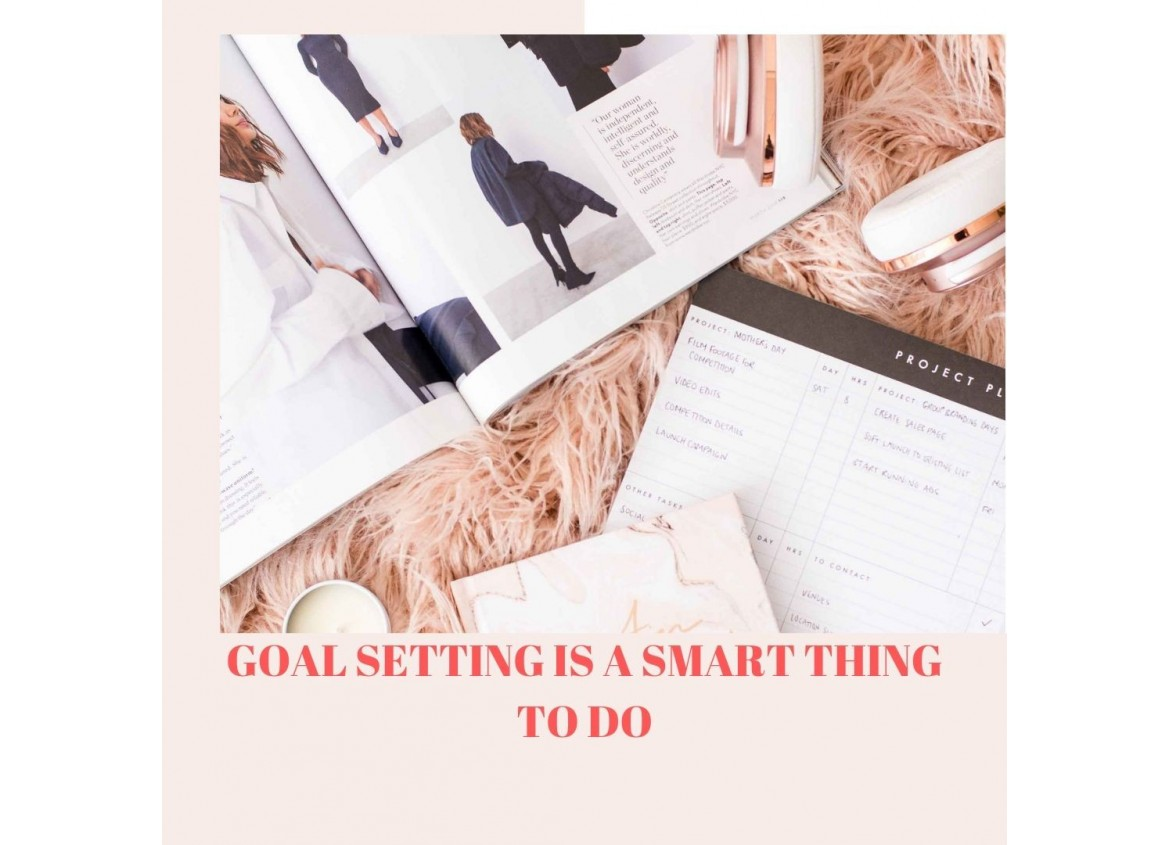Goal Setting is a SMART thing